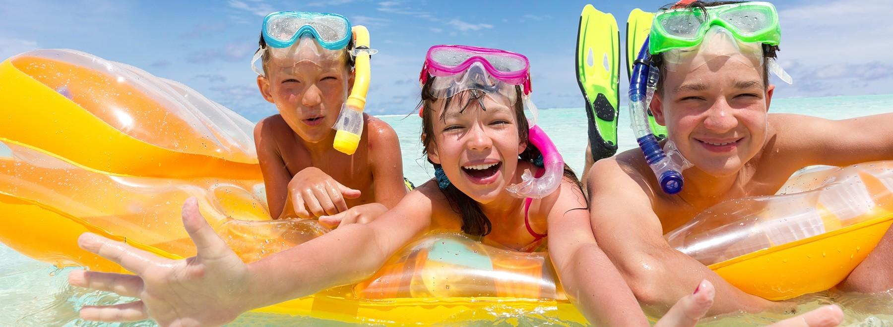 Il Mini Club per bambini Family Hotel  Sardegna