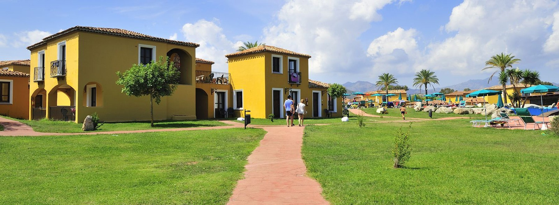 Le Piscine del Villaggio Baia dei Pini Villaggio  Sardegna