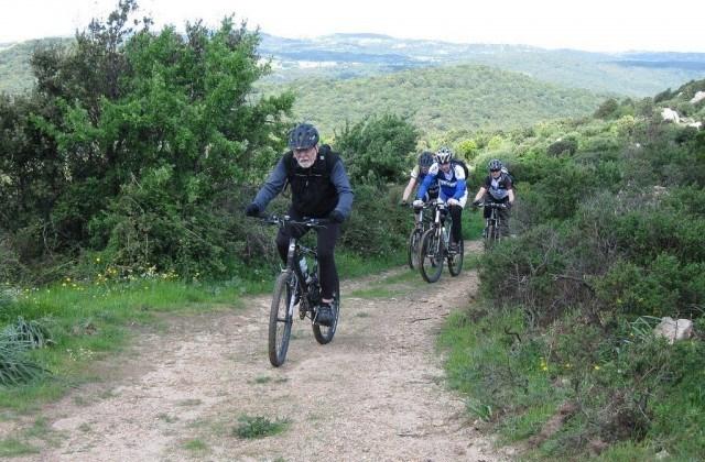 Itinerari in bicicletta nel Nord Sardegna